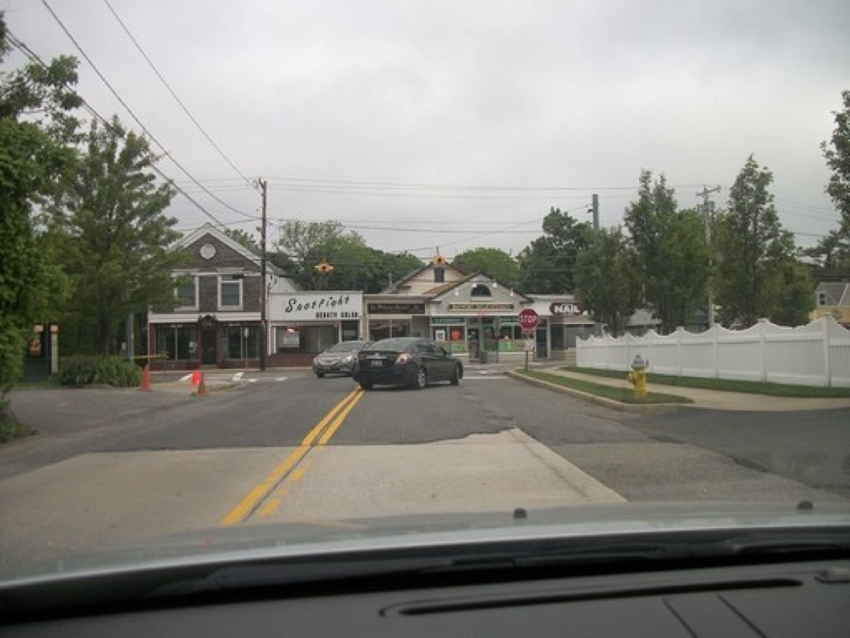 A photograph taken in Bayport, NY, for Bayport web design services