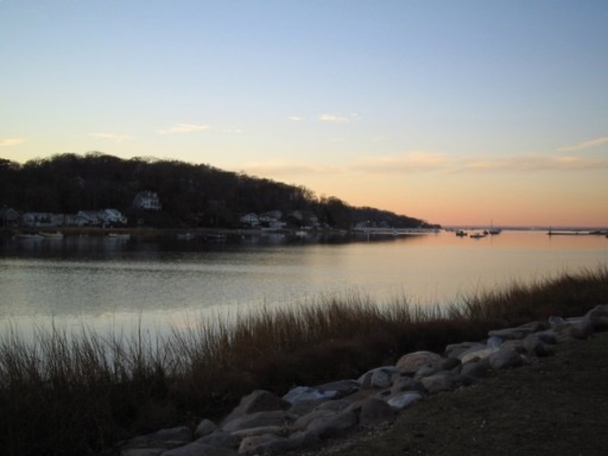 A photograph taken in Centerport, NY, for Centerport web design services
