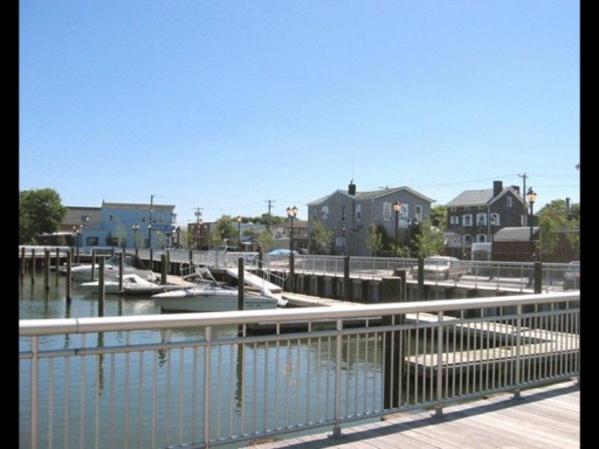 A photograph taken in East Rockaway, NY, for East Rockaway web design services