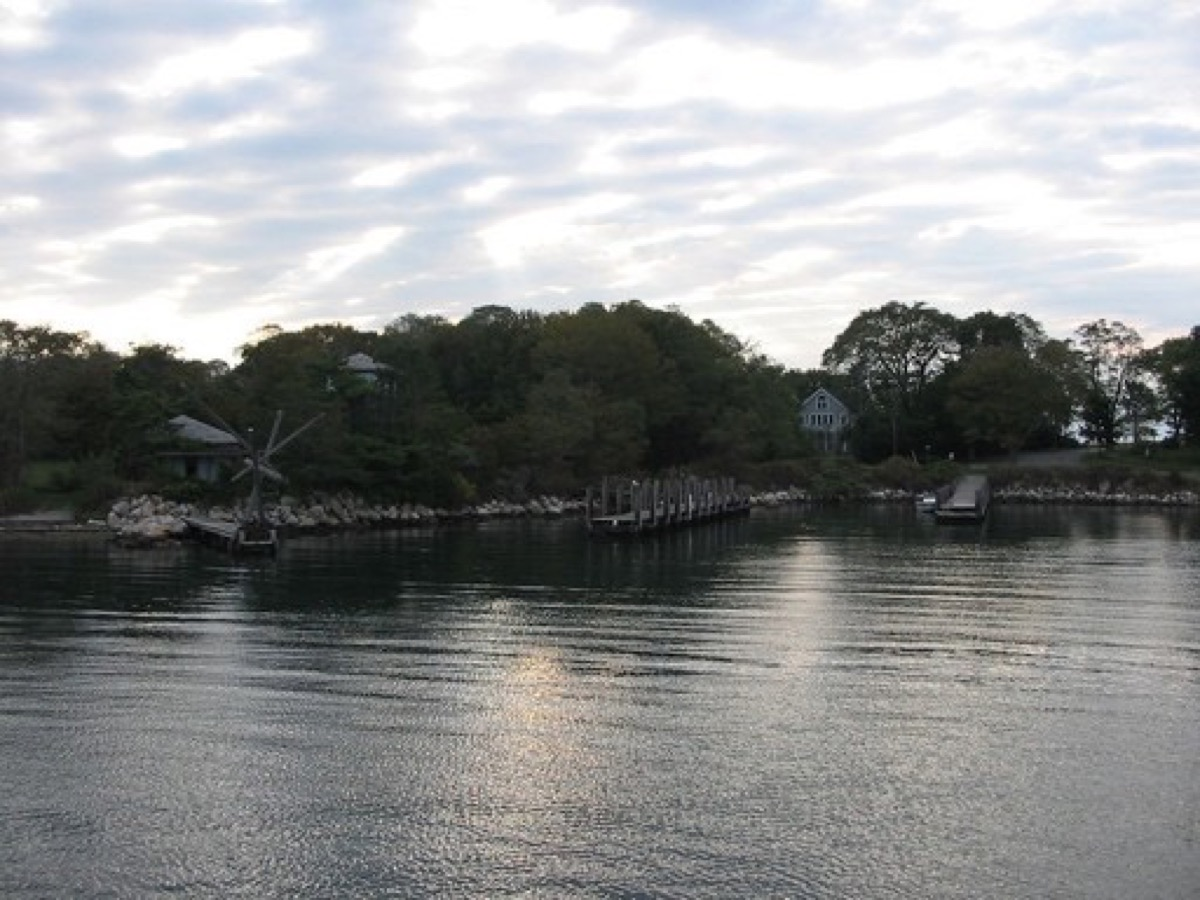 A photograph taken in Fishers Island, NY, for Fishers Island web design services