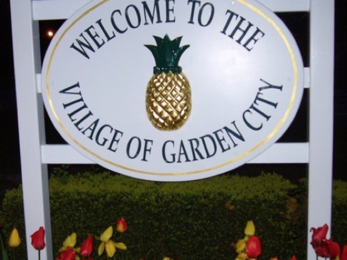 A photograph taken in Garden City, NY, for Garden City web design services