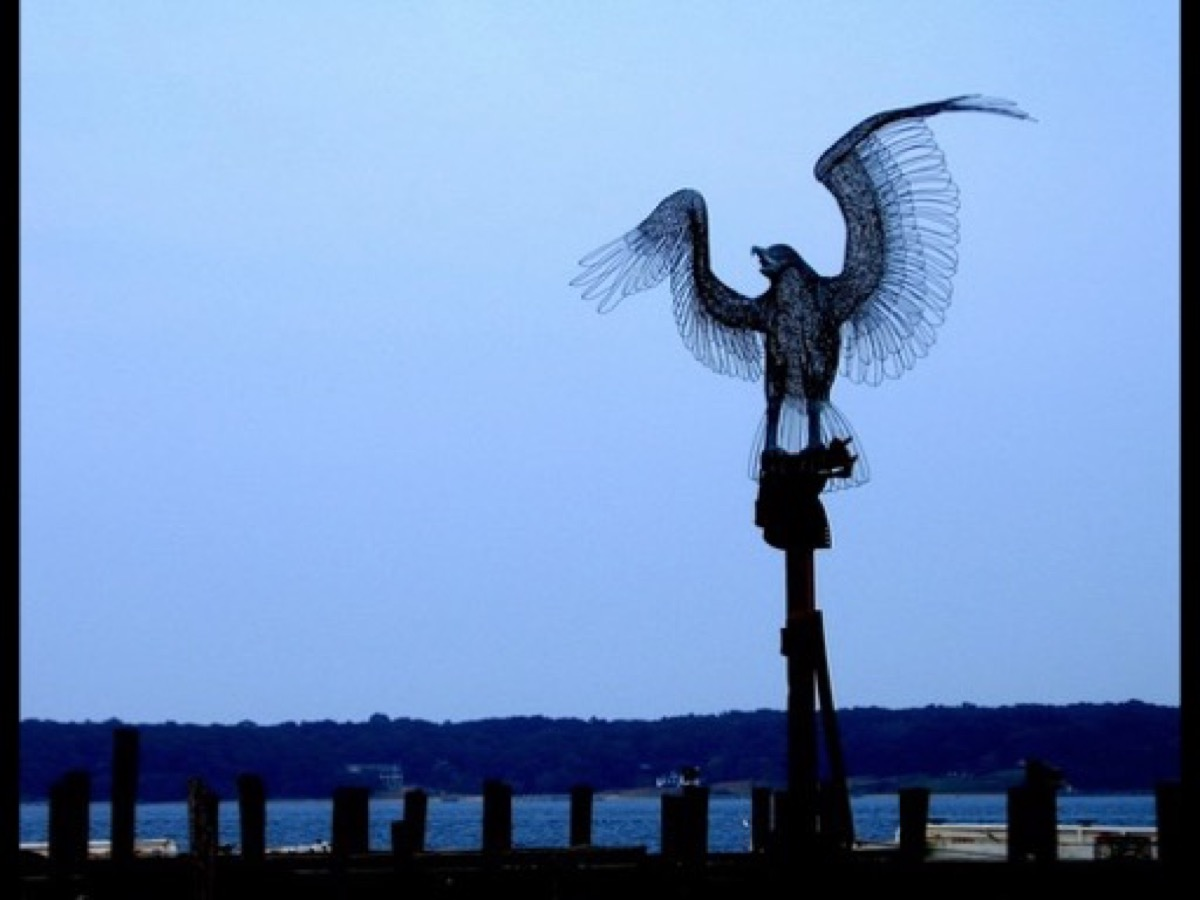 A photograph taken in Greenport, NY, for Greenport web design services