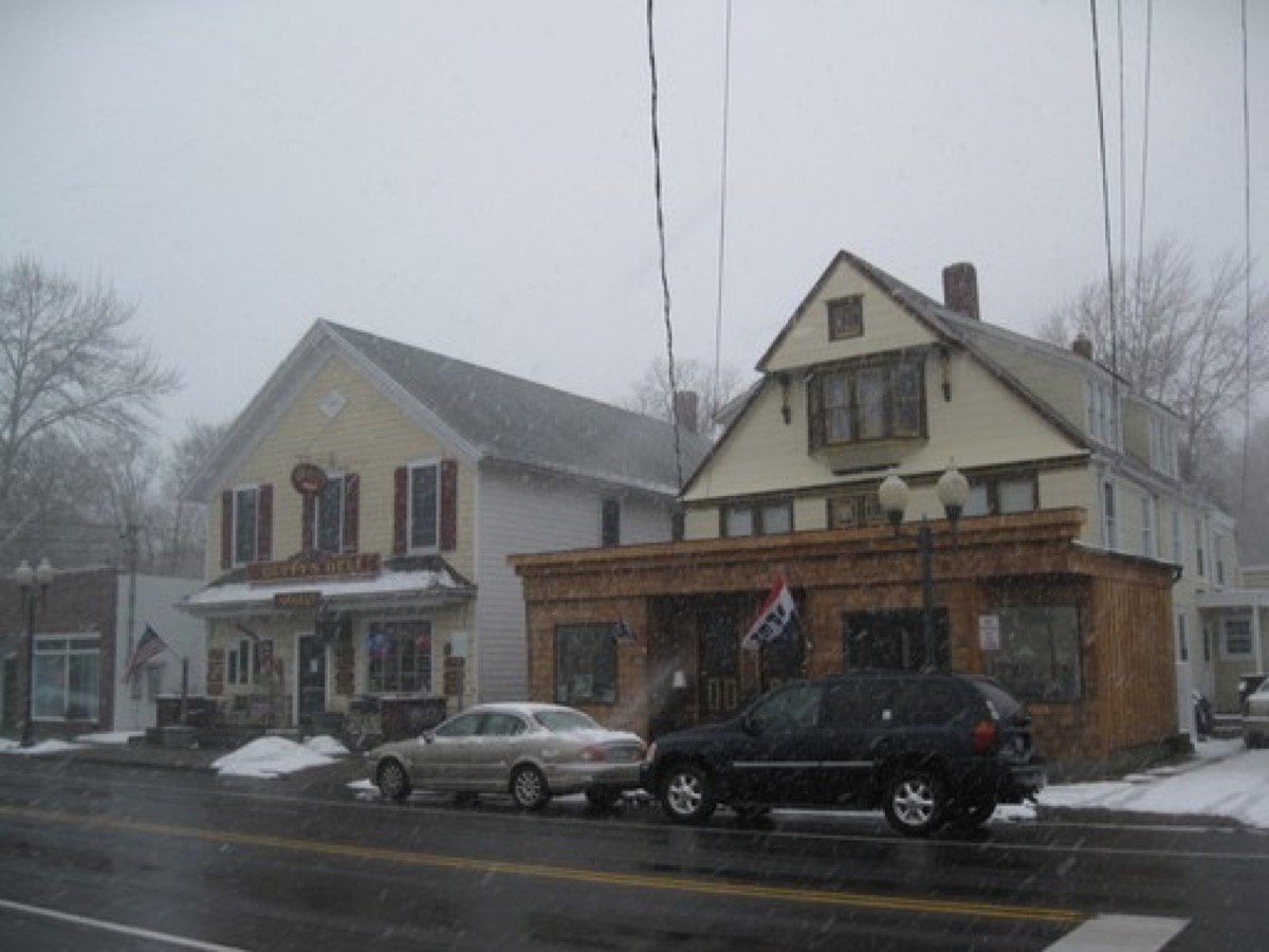 A photograph taken in Jamesport, NY, for Jamesport web design services