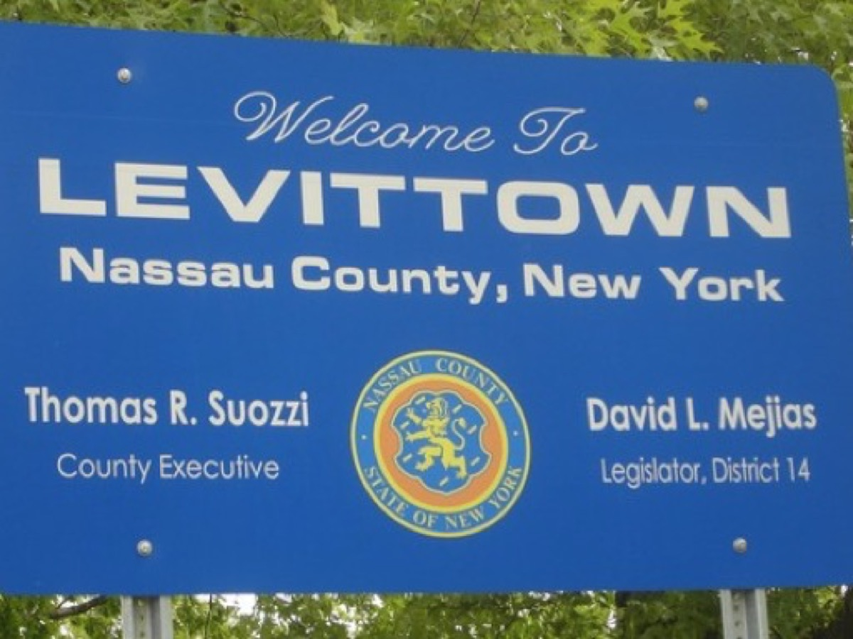 A photograph taken in Levittown, NY, for Levittown web design services