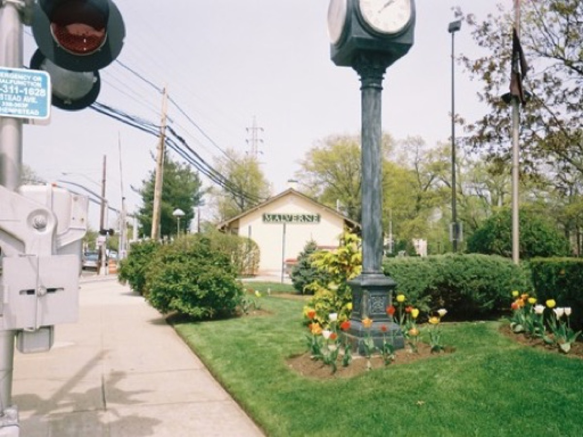 A photograph taken in Malverne, NY, for Malverne web design services