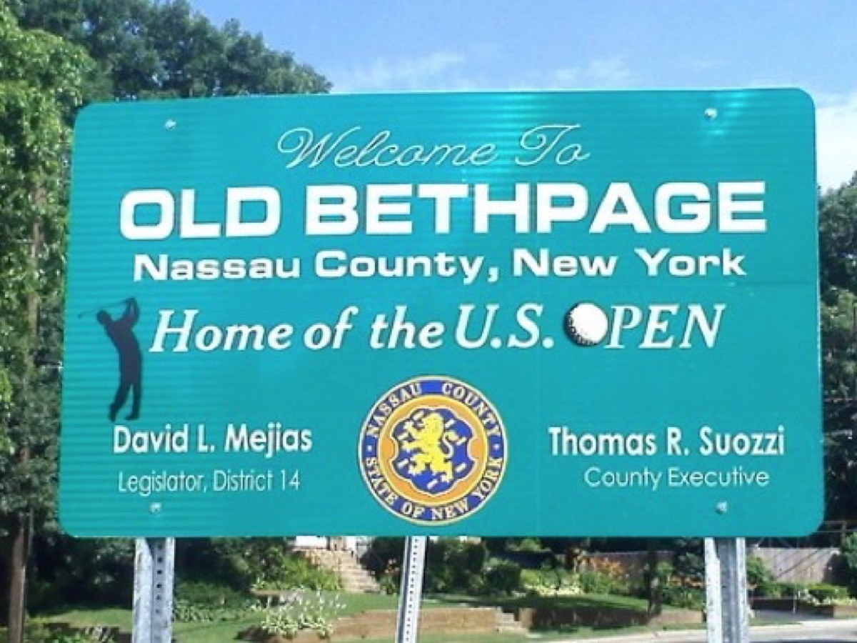 A photograph taken in Old Bethpage, NY, for Old Bethpage web design services
