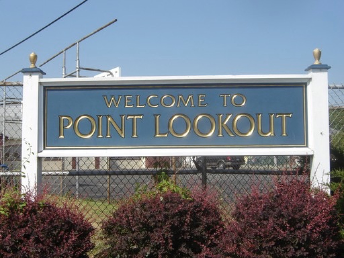 A photograph taken in Point Lookout, NY, for Point Lookout web design services