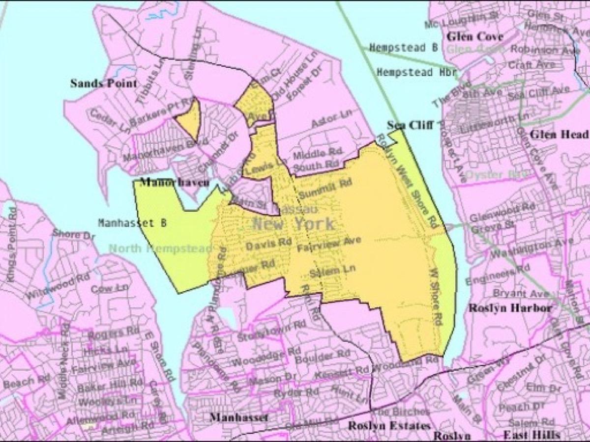 A photograph taken in Port Washington, NY, for Port Washington web design services