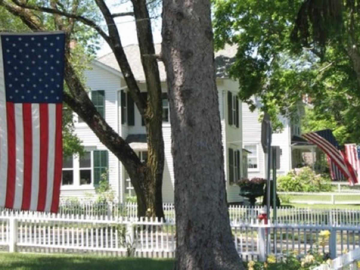 A photograph taken in Sag Harbor, NY, for Sag Harbor web design services