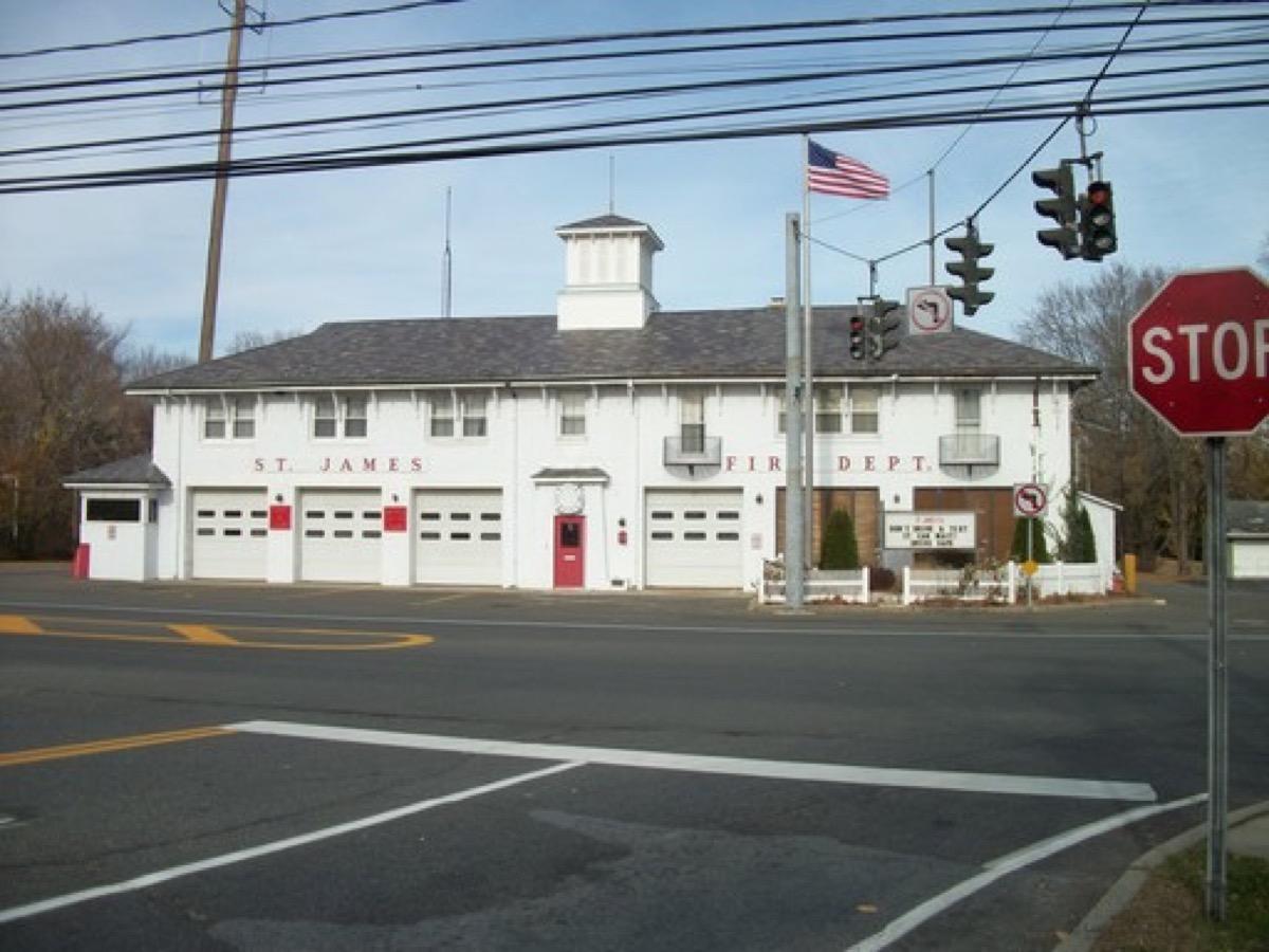 A photograph taken in Saint James, NY, for Saint James web design services