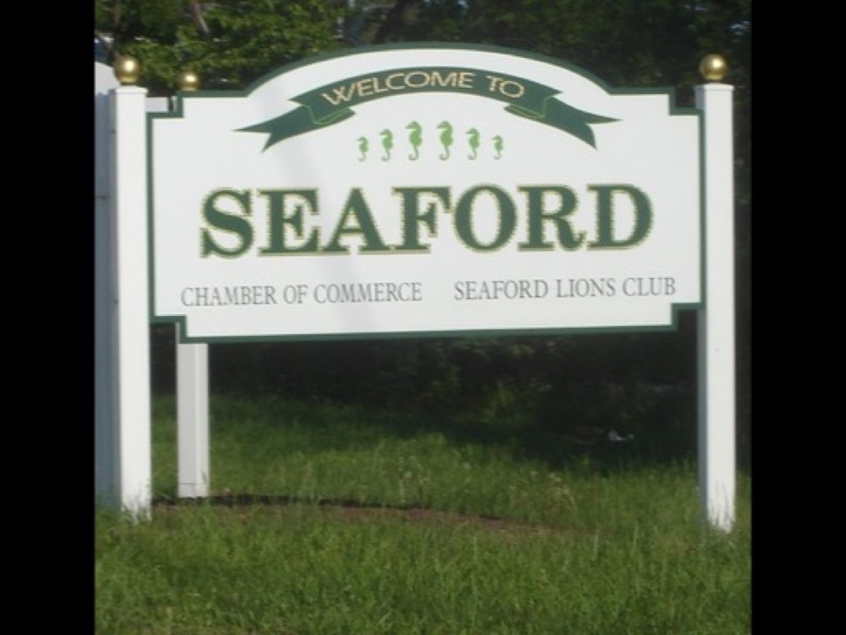 A photograph taken in Seaford, NY, for Seaford web design services