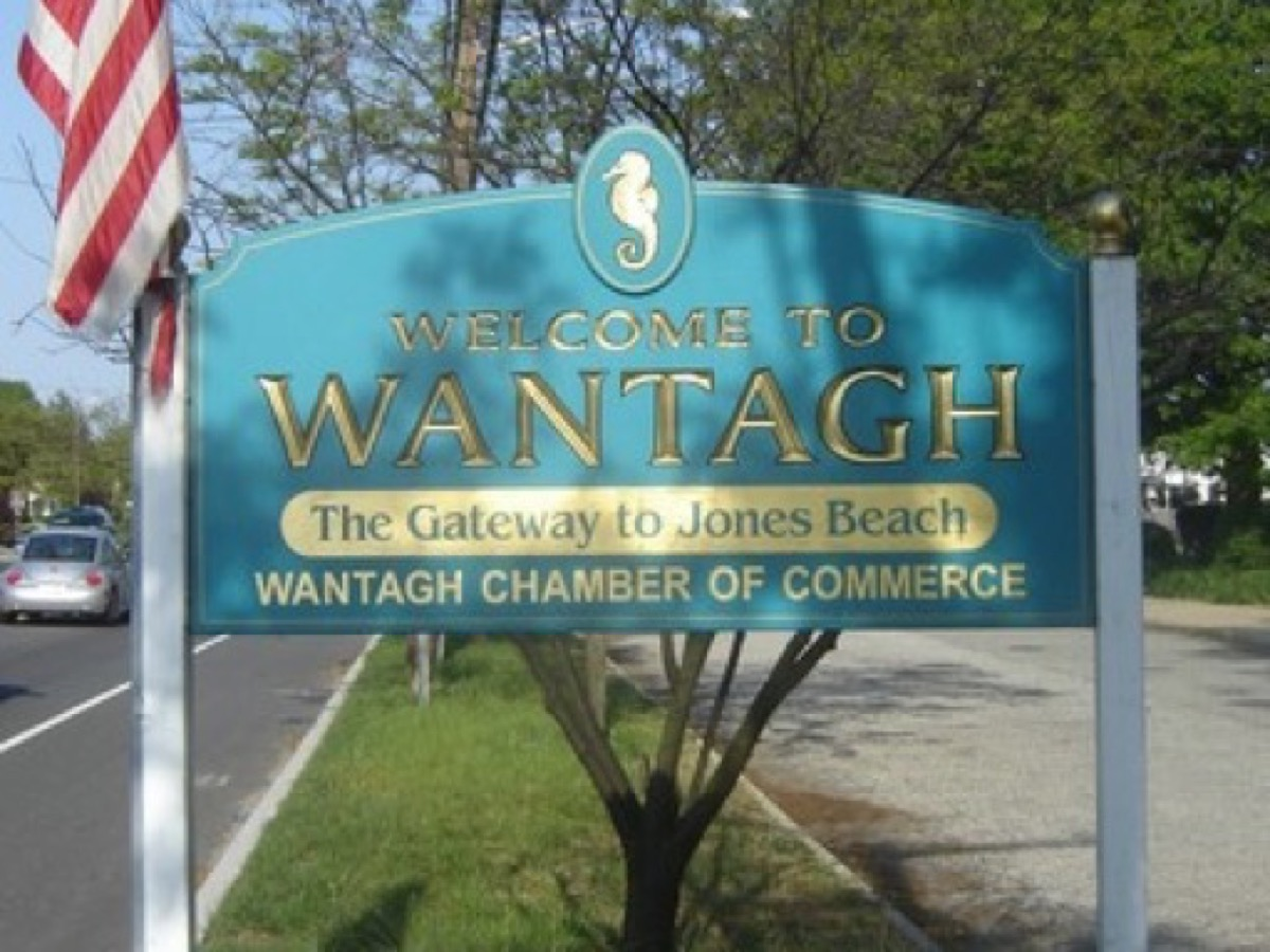 A photograph taken in Wantagh, NY, for Wantagh web design services